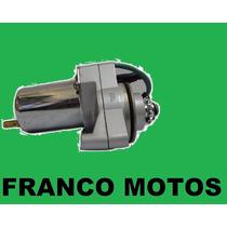 Burro De Arranque Zanella Zb 110 Origina Franco Moto Moreno