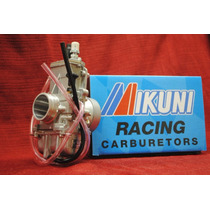 Carburador Mikuni 38mm Racing Cortina Plana N U E V O Japan!