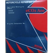Kit Reparacion Carburador Cbx 200 Motos Honda Elmotociclista