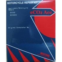 Kit Reparacion Carburador Dr 250 Motos Suzuki Enduro Keyster