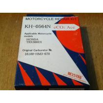 Kit Carburacion Completo Japan Original Honda Trx300ex