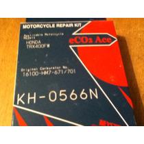 Kit Carburacion Completo Japan Original Honda Trx400f
