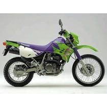 Kawasaki Klx 650 - Kit De Carburador - 1993 - 99