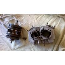 Kit Cilindros Y Cigueñal Jawa 350 Mod 638 640 Original