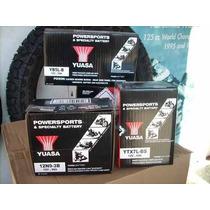 Rouser 200 Bateria Yuasa 12n9-4b1 ¡¡ En Rocamoto !!