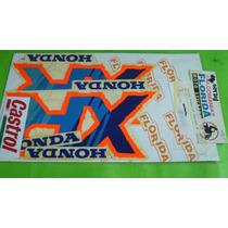 Kit Calcos Honda Xr 250/600 (529201) Morón
