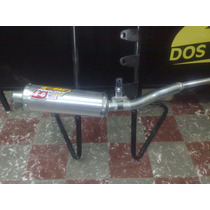 Escape Honda Biz Deportivo Fmf Aluminio - 2r
