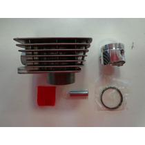 Kit Cilindro Completo Zanella Rx 150 Piston Aros Premiun