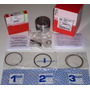 Kit Piston Honda Cg 125 Titan Fan Bross Desde 2002 Mahle Bra