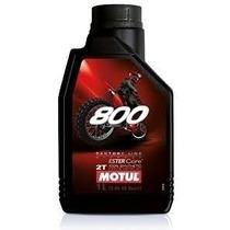 Aceite Motul 800 2t 100% Sintetico Ax Yz Cr Kx Ruta 3 Motos