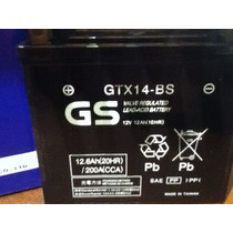 Bateria Gs Original Yamaha, Suzuki Gtx 14 Bs