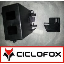 Porta Bateria + Tapa Yamaha Virago Original Nuevo Ciclofox
