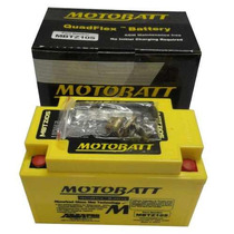 Bateria Motobatt Gel Ytz10s / Mbtz10s - Sti Motos