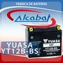 Bateria Yuasa Yt12b-bs Gt12b-4 Yt12b-4