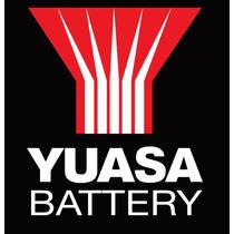 Bateria Yuasa Yt12b-bs Yamaha Fazer Tdm900 Xvs Zx10 Emporio
