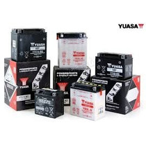 Bateria Moto 12 N7 A 3a Yuasa Storm V-men Xplora250 Skua