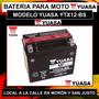 Bateria Yuasa Ytx12-bs Moto Cuatriciclo Suzuki Dr650 V Strom