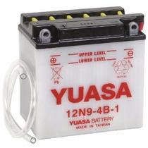 Bateria Yuasa Bajaj Rouser 180/220 12n9-4b! Wagner Hermanos