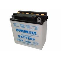 Bateria Dynavolt 12n93b / 12n9-3b Cuatris - Sti Motos