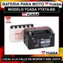 Bateria Yuasa Ytx7a-bs Motos Rx 150 Scooter 125 Cuatriciclo