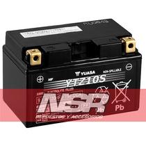 Bateria Yuasa Ytz10s Gel Yamaha R1 R6 1000r Cbr Raptor Nsr