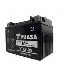Bateria Yuasa Bajaj Rouser 200 Ns. En Wagner Motos!!