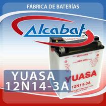 Bateria Yuasa 12n14-3a