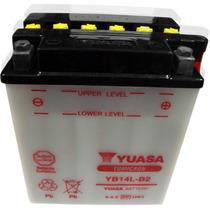 Bateria Yuasa Yb14l-b2 Y Muchas Mas..obviamente En Fas Motos