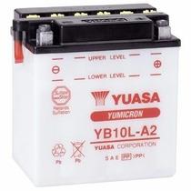 Bateria Yuasa Yb10l-a2 Kawasaki Suzuki Yamaha Y Mas