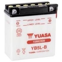 Bateria Yuasa Yb5l-b Yamaha Fz16 - Ybr125 - Motoscba