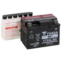 Bateria Yuasa Ytx4lbs Honda Bross Cg125 Titan Fan Dax 70 R15