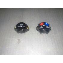 Kit De Botones De Manillar Zanella Due - V3- Sol 50 - 2r