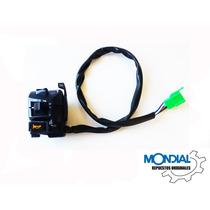 Switch Izquierdo. Luces,bocina,giro,cebador Mondial Ex 150