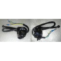 Juegos Manillares Suzuki Ax 100 Negros - 2r