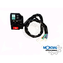 Switch / Comando Izquierdo Completo Mondial Rd200 K Original