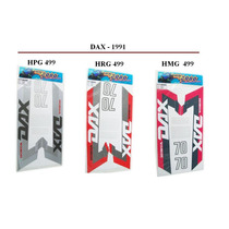 Kit Juego Calcomanias Honda Dax 70 St Ct Americana - Calcos