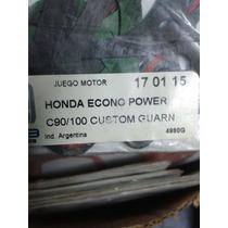 Juego De Juntas Honda Econo Power