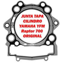 Junta Tapa Cilindro Raptor 700 Original Yamaha Fas Motos!!!!