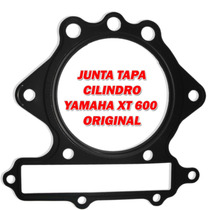 Junta Tapa Cilindro Yamaha Xt 600 Original Solo Fas Motos