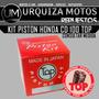 Kit Piston Top Honda Cd 100 Japon Um! Consulte Medida