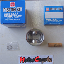 Kit Piston Honda Tornado Japon Motos Coyote Moron !!