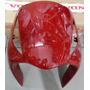 Pechera Frente Orig Honda Biz 125 2015 Rojo Bor Centro Motos
