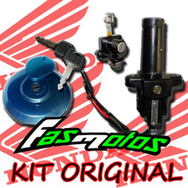Kit De Cerradura Original Honda Cbx Twister 250 - Fas Motos