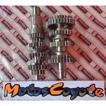 Caja De Cambio Gilera Vcr200 Original Motos Coyote Moron!!