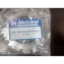 Jgo Separador Disco Motomel C 110 Originales