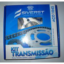 Kit De Transmision Honda Xr 125l Siverst