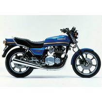 Corona De Transmicion Kawasaki Kz Z 1000 En Moto Ballester