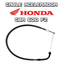 Cable Acelerador Honda Cbr 600 F2 Original Moto Gustavo