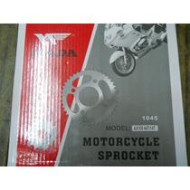 Kit Piñon Y Corona Suzuki Ax 100! Pr Motos