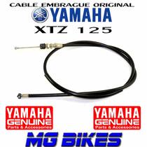 Cable Embrague Yamaha Xtz 125 Original Al Mejor $$ Mg Bikes